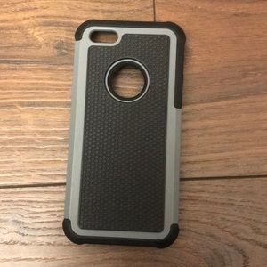 Accessories - Hardly used 2 piece iPhone 5 case